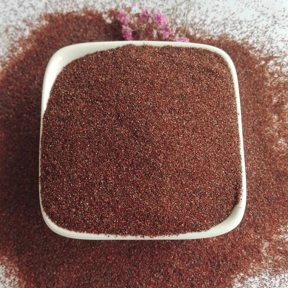 L'allestimento dell'acquario in casa: come scegliere il fondale - Sabbia indiana