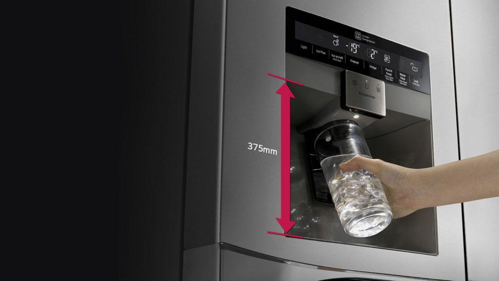 I migliori frigoriferi a 4 porte: caratteristiche, marche e opinioni - LG
