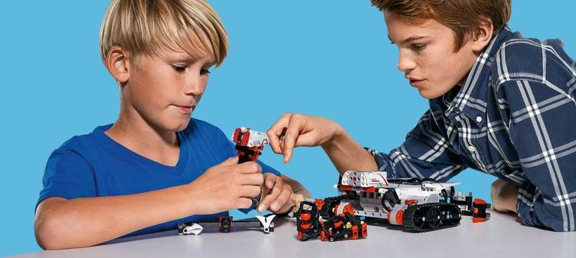 Coding per bambini-Lego Mindstorms