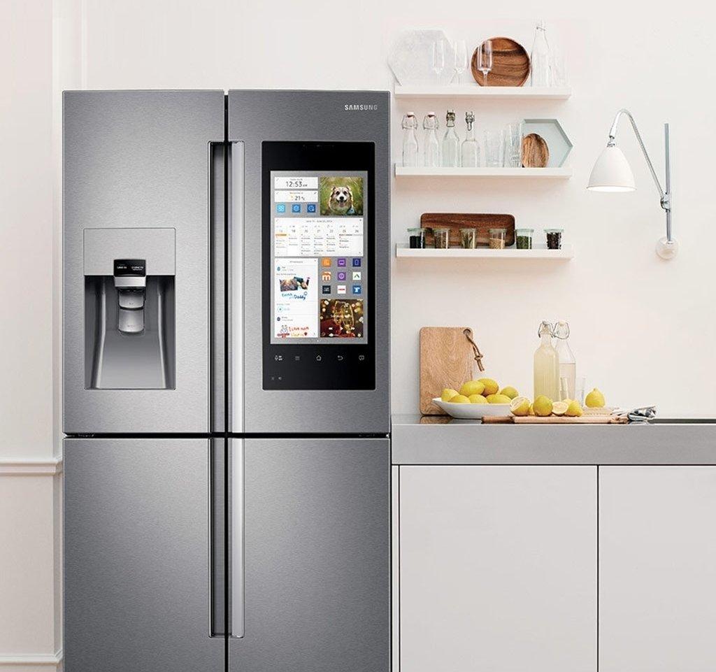 I migliori frigoriferi a 4 porte: caratteristiche, marche e opinioni - Samsung