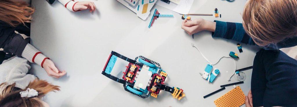 Coding per bambini-Lego Education Spike Prime