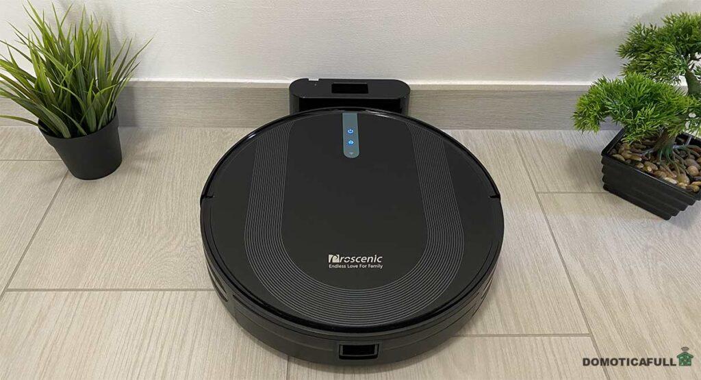 Robot lava e aspira Proscenic 850t
